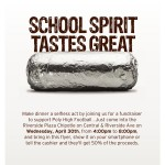 CHIPOTLE FUNDRAISER @ CHIPOTLE | Riverside | California | United States